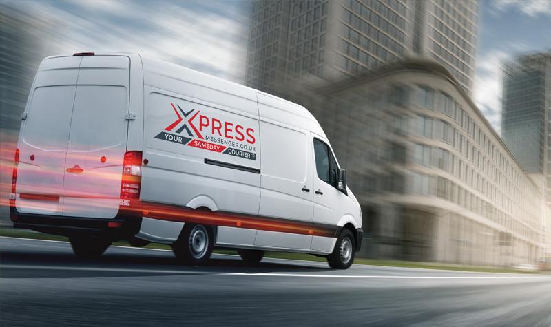Xpress Messenger Sameday Courier Services Surrey